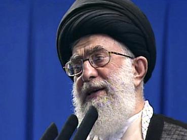 Iran's Khamenei: Modern era is both talks and missiles