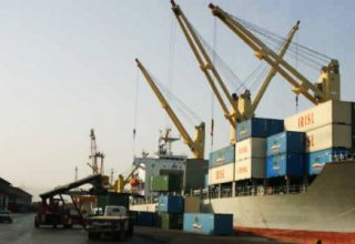 Volume of cargo loaded, unloaded in Iran's Khorramshahr port announced