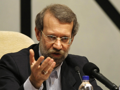 Iran speaker says US counterparts attempt to kill nuclear deal