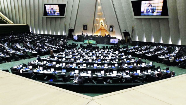 Iranian parliament to discuss Khojaly genocide issue (PHOTO)