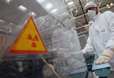 Six underground nuclear waste containers leaking at US facility