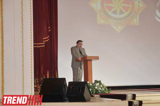 """Three points"" film about Armenian plagiarism and ""Azerbaijani cuisine"" book presented in Baku (PHOTO) - Gallery Image"