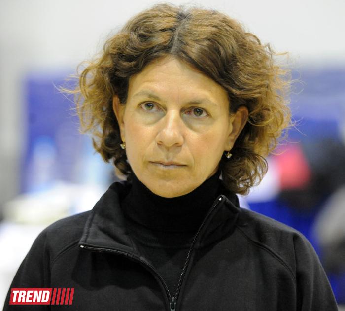 Академия Международной федерации гимнастики впервые проводит в Азербайджане тренерские курсы (ФОТО) - Gallery Image