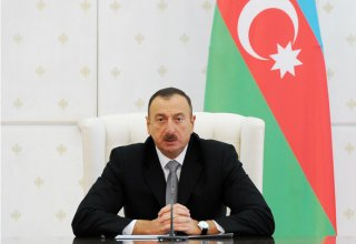 President Ilham Aliyev: In addition to being the leading state of the region, Azerbaijan is becoming a factor to be reckoned with on a global scale
