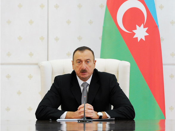 Ilham Aliyev receives delegation led by speaker of Hungary's National Assembly
