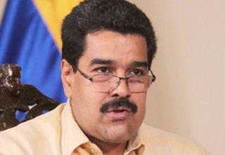 Президент Венесуэлы Мадуро встретится с лидером Аргентины Киршнер