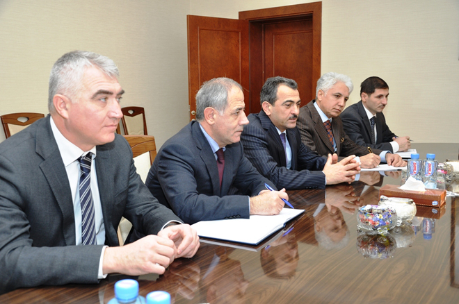 Azerbaijan's water operator invites Hungarian Water Business Cluster to participate in projects (PHOTO) - Gallery Image