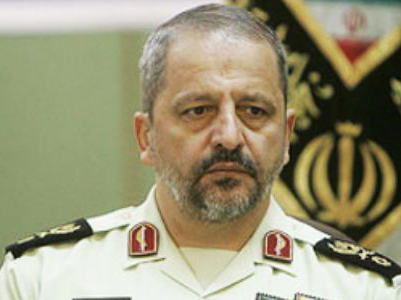 Growing terrorism in region to challenge Iran's security, police chief says