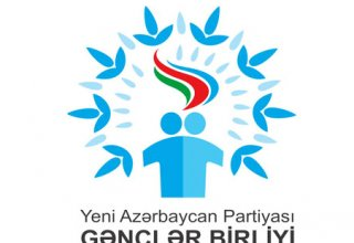 Youth Union of New Azerbaijan Party issues appeal regarding Armenian provocation