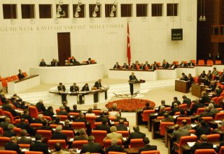 Turkish parliament to discuss abolition of ex-ministers immunity from corruption