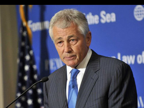 Hagel: US Needs to 'Reverse Optics' in Relationship With Israel