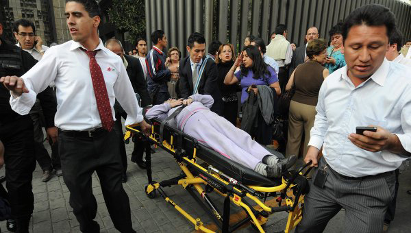 Death toll rises to 34 after blast at Pemex headquarters in Mexico