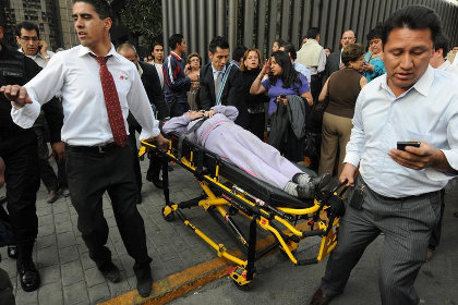 At least 14 dead in Mexico City blast