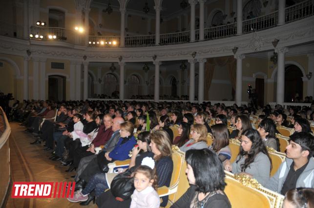 В Баку состоялся вечер классической музыки, посвященный Гара Гараеву (фото) - Gallery Image