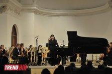 В Баку состоялся вечер классической музыки, посвященный Гара Гараеву (фото) - Gallery Thumbnail
