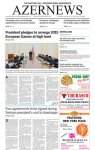 Вышла очередная печатная версия онлайн газеты AzerNews - Gallery Thumbnail