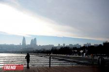 Xəzəri qucaqlayan Bakı buxtası (FOTO) - Gallery Thumbnail
