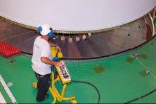 Процесс подготовки к запуску первого азербайджанского спутника Azerspace (ФОТО) - Gallery Thumbnail
