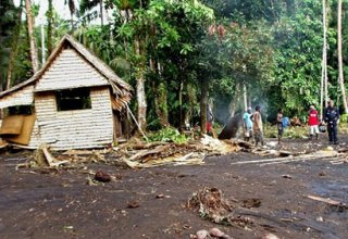 3000 people affected by earthquake off Solomon Islands