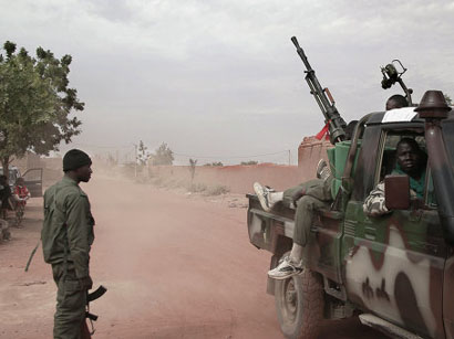 Mali president detained by mutinying soldiers, security sources say