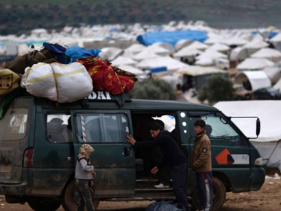 PLO officials in Syria for talks on refugees