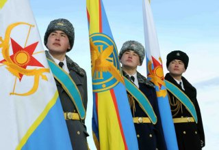 First military parade to be held in Kazakhstan