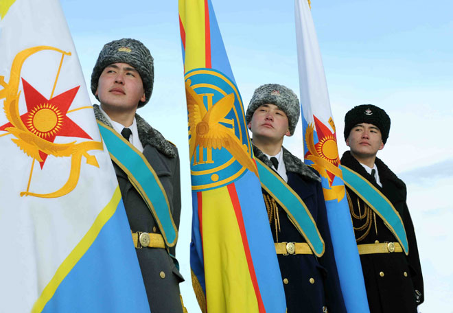 Air defense system will be demonstrated during the first military parade in Astana