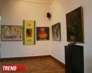 """Диалог красок"" азербайджанских художников представят в Баку (фотосессия) - Gallery Thumbnail"