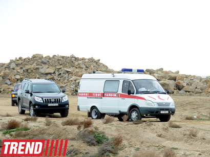 Defence Ministry: Third crew member died in military helicopter crash near Baku found  (PHOTO)