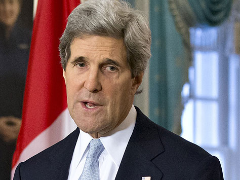 Kerry: Tehran should support Geneva communique to participate in Geneva-2