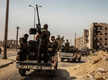 Syrian army captures strategic border town from rebels