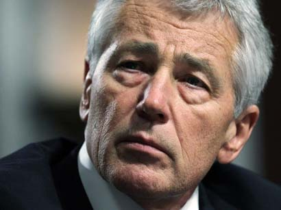 Hagel cites Russia as source of Syrian chemical weapons