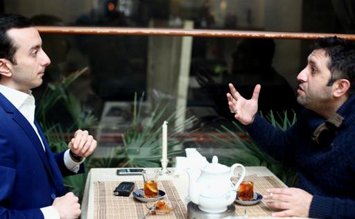 Каждый ведущий - это граф телепространства, который должен соблюдать этикет - беседа с Джейхуном Али (фото) - Gallery Image