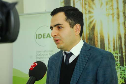 """""""IDEA üçün ideyalar"""" layihə müsabiqəsi keçirilib (FOTO) - Gallery Image"""