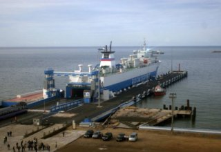 Azerbaijan ROPAX ferry to be commissioned in May 2020