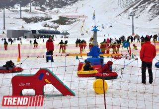 В последней декаде декабря в Азербайджане откроется зимний туристический сезон
