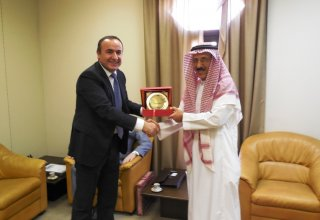 Azerbaijan and Saudi Fund for Development sign protocol of negotiations on credit for water project (PHOTO)