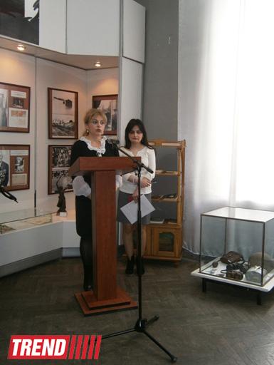 """В Баку представлены документы, использованные при написании книги """"Обреченный Ходжалы"""" (фото) - Gallery Image"""