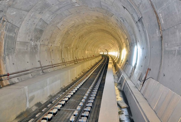 530-km long tunnels being constructed in Iran