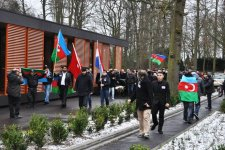 Events dedicated to Khojaly tragedy continue in Hague (PHOTO) - Gallery Thumbnail
