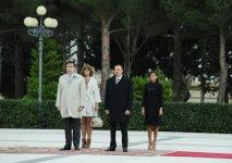 Georgian President officially welcomed in Azerbaijan (PHOTO) - Gallery Thumbnail