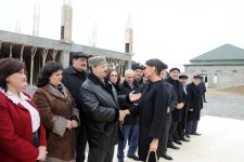 Mehriban Aliyeva visited some facilities to be reconstructed in Khazar region (PHOTO) - Gallery Thumbnail