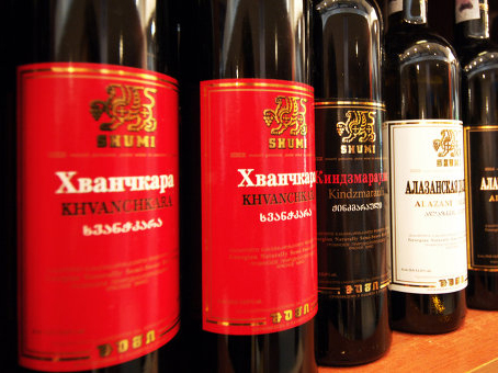 Two Georgian wine producers allowed to export to Russia