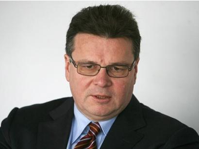 Глава МИД Литвы призывает ЕС ввести санкции в отношении Украины