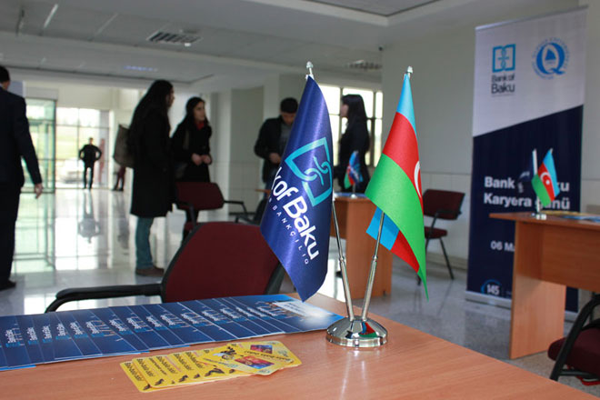 «Bank of Baku» расширяет сотрудничество с вузами (ФОТО) - Gallery Image