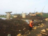 Вторая альтернативная дорога на магистрали Алят-Астара сегодня может быть сдана в эксплуатацию (ФОТО) - Gallery Thumbnail