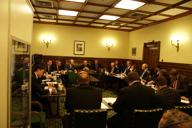 Kazakhstan and Great Britain discuss economic cooperation (PHOTO) - Gallery Image
