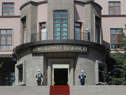 Legal action on coup cases launched after 'plot' claims, Turkish Armed Forces say