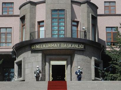 TSK'dan DAEŞ'e operasyon: 13 terörist öldürüldü