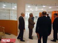Azərbaycan Diplomatik Akademiyasında Tibb Mərkəzi istifadəyə verilib (FOTO) - Gallery Thumbnail